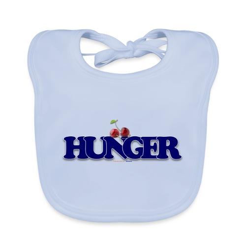 TShirt Hunger cerise - Bavoir bio Bébé