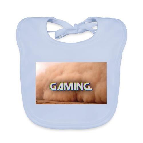 GamingDust LOGO - Baby Organic Bib