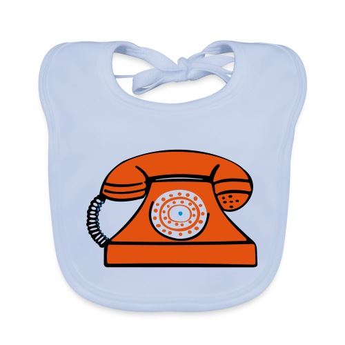 PHONERED - Baby Organic Bib