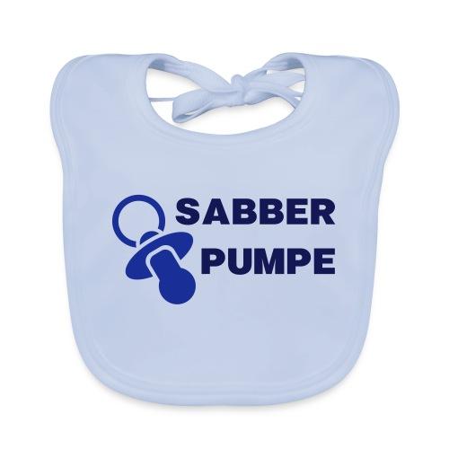 Sabberpumpe - Baby Bio-Lätzchen