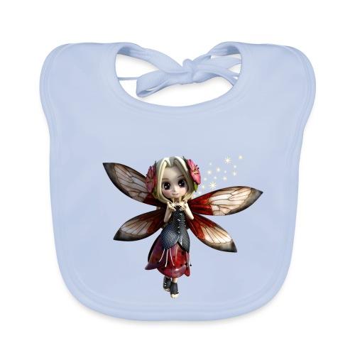 Red Fairy - Baby Bio-Lätzchen