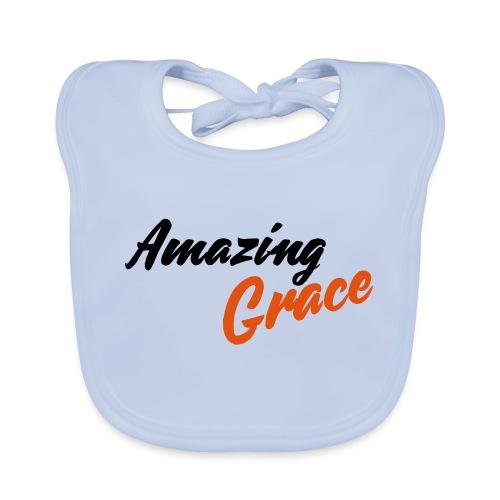 amazing grace - Bavoir bio Bébé