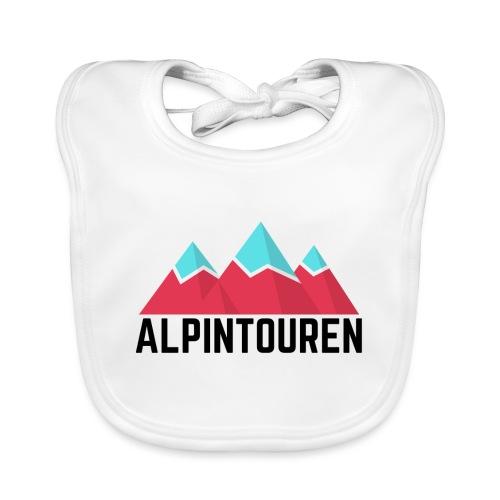 Alpintouren - Baby Bio-Lätzchen