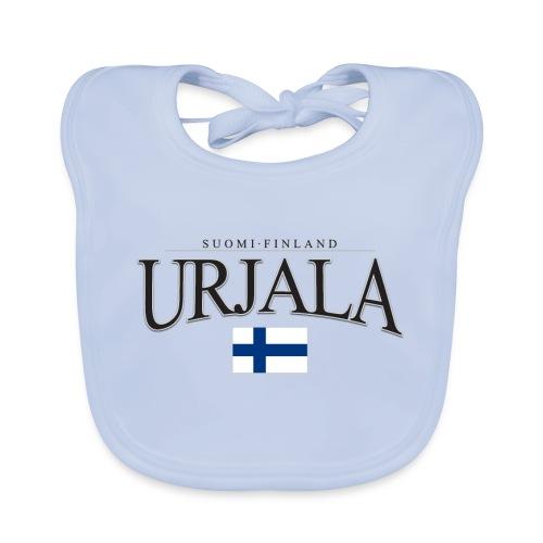 Suomipaita - Urjala Suomi Finland - Vauvan luomuruokalappu