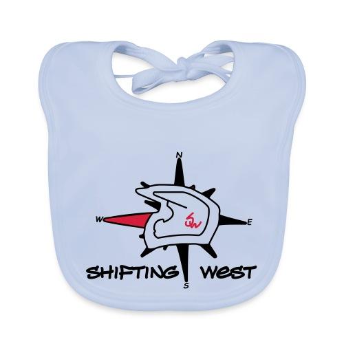 Shifting West Logo vector - Bio-slabbetje voor baby's