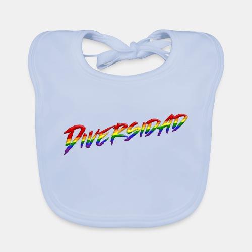 Diversidad Gay - Babero ecológico bebé
