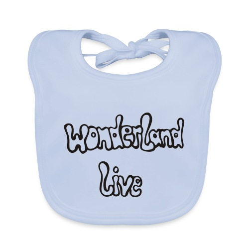 wonderland live - Baby Bio-Lätzchen