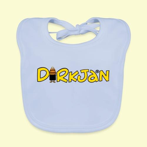 DIRKJAN Logo - Bio-slabbetje voor baby's