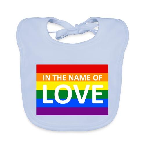 IN THE NAME OF LOVE CAP - Hagesmække af økologisk bomuld