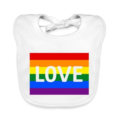 LOVE BELT BAG - Hagesmække af økologisk bomuld