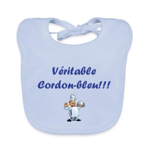 Cordon-bleu - Bavoir bio Bébé