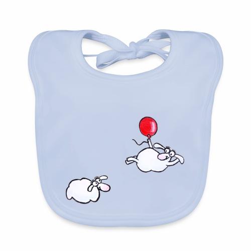 Wolkenschafe: easy - Baby Bio-Lätzchen