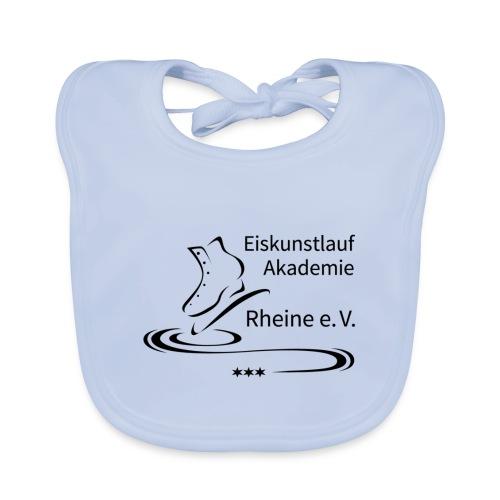 EARheine Logo schwarz - Baby Bio-Lätzchen