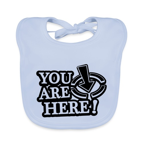You are here! - Organic Baby Bibs