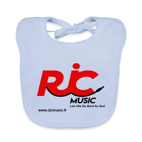 RJC Music avec site - Bavoir bio Bébé