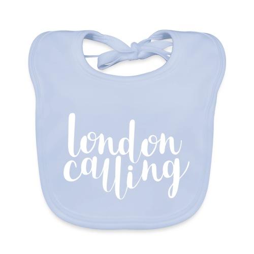 London Calling - Baby Bio-Lätzchen