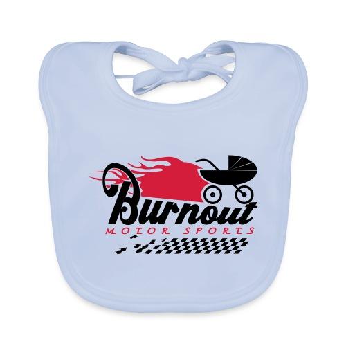 Burnout_Buggy - Baby Bio-Lätzchen