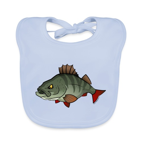Red River: Perch - Baby Organic Bib