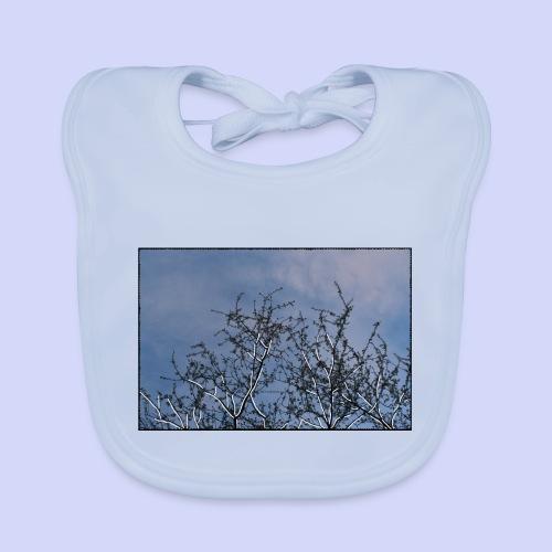 Summer times - Male shirt - Baby økologisk hagesmæk