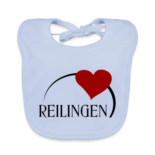 Reilinger Herz - Baby Bio-Lätzchen