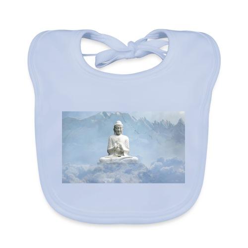 Buddha with the sky 3154857 - Baby Organic Bib