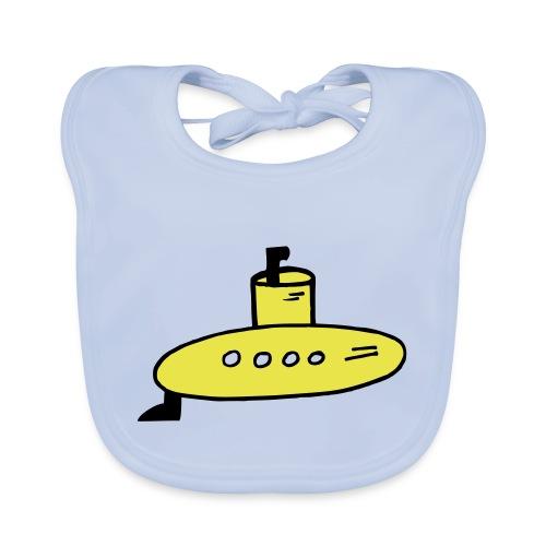 Submarine - Baby Organic Bib