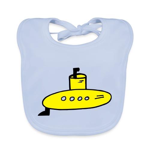 Submarine - Organic Baby Bibs