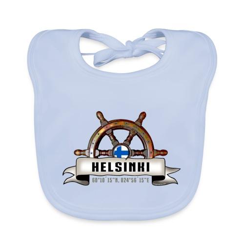 Helsinki Ruori - Merelliset tekstiilit ja lahjat - Vauvan ruokalappu