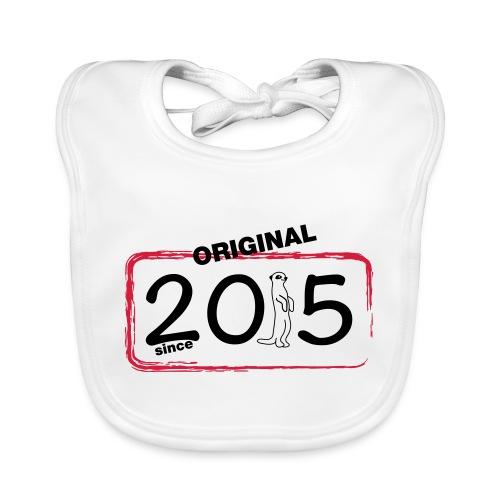 2015 - Baby Bio-Lätzchen