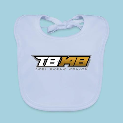 Tobi Logo Grau - Baby Bio-Lätzchen
