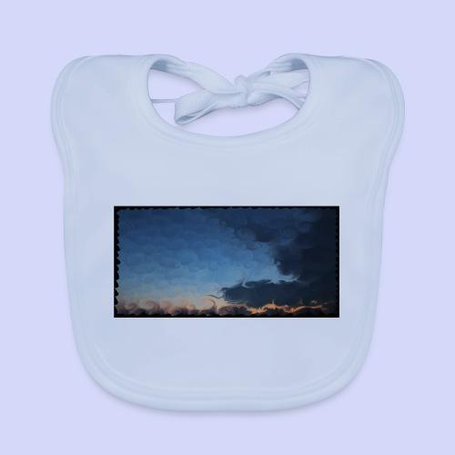 Sunset lovers - Morning tea cup - Baby økologisk hagesmæk