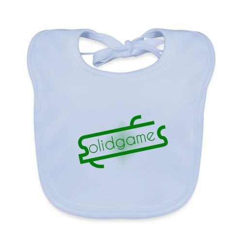 Solidgames Crewneck Grey - Organic Baby Bibs