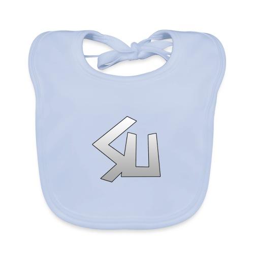Plain SU logo - Baby Organic Bib