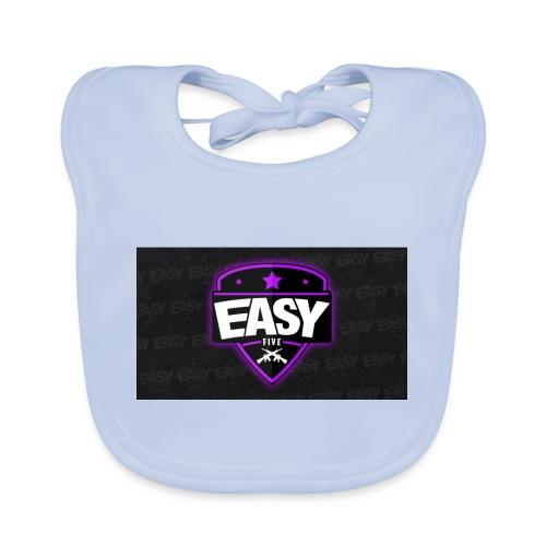 Team EasyFive muki - Vauvan luomuruokalappu