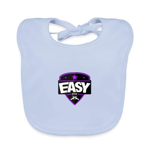Team EasyFive snäpäri - Vauvan luomuruokalappu