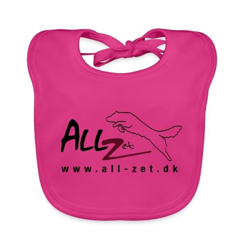 All Zet Logo - Baby økologisk hagesmæk