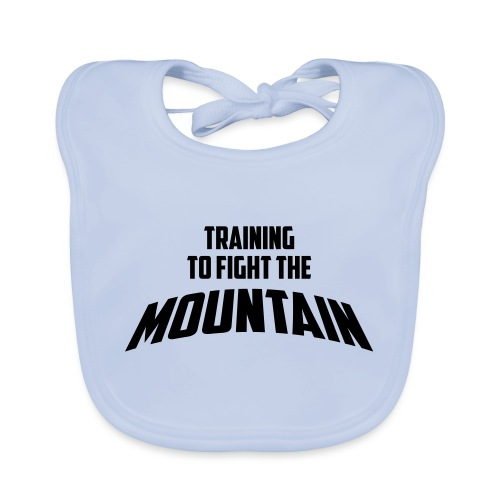 Fight the Mountain - Bio-slabbetje voor baby's