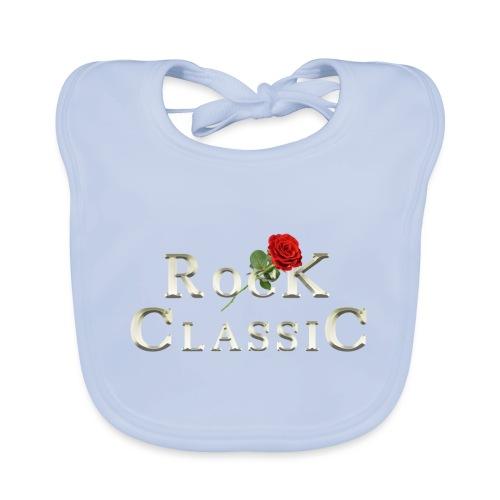 Rock Classic Rose - Baby Bio-Lätzchen