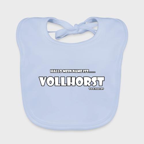 Vollhorst - Baby Bio-Lätzchen