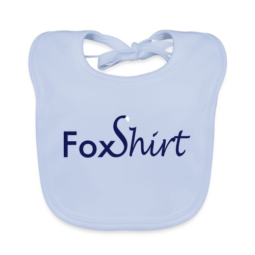 FoxShirt - Baby Organic Bib