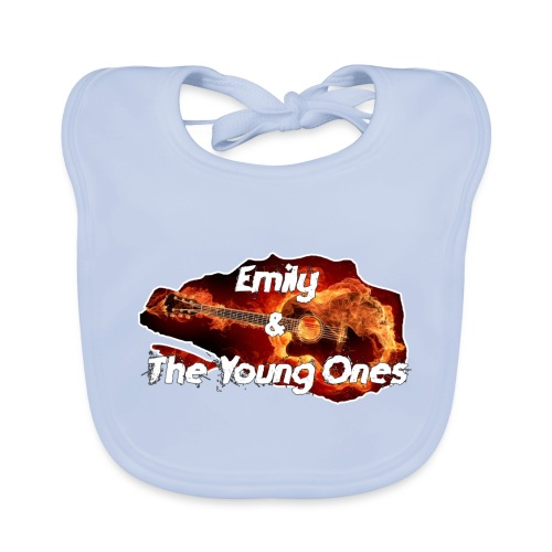 Emily & the Young Ones logo - Bio-slabbetje voor baby's