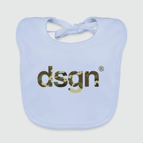 DSGN_04_CAMOSW01 - Bio-slabbetje voor baby's