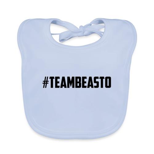 #TeamBeasto Sportswear - Baby Organic Bib