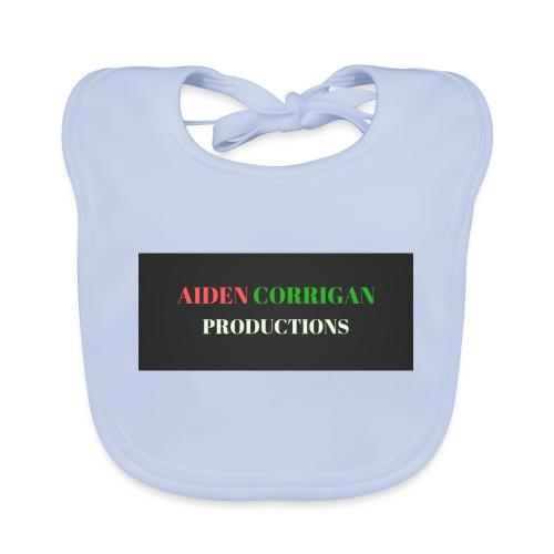 AIDEN_CORRIGAN_PRODUCTIONS - Organic Baby Bibs