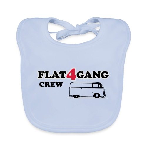 f4g crew - Bio-slabbetje voor baby's