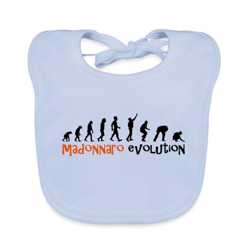 madonnaro evolution original - Baby Organic Bib