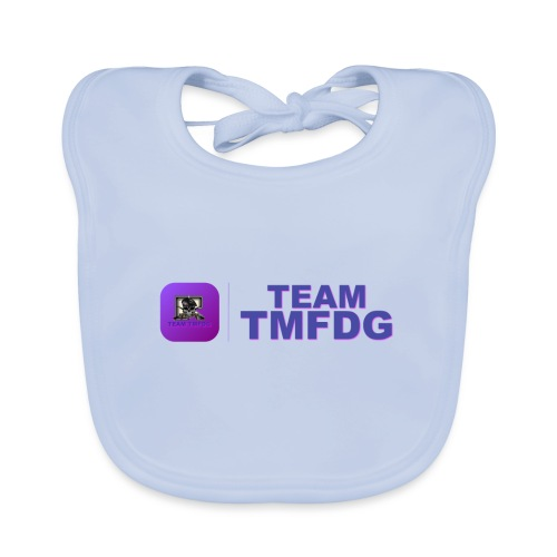 Team TMFDG | Collection 2020 - Bavoir bio Bébé