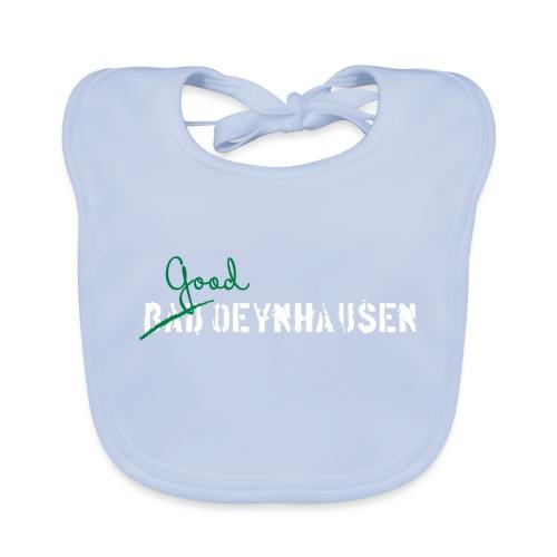 Good Oeynhausen- jetzt auch in Weiß - Baby Bio-Lätzchen