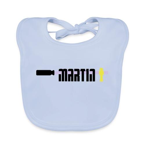 martin - Bio-slabbetje voor baby's