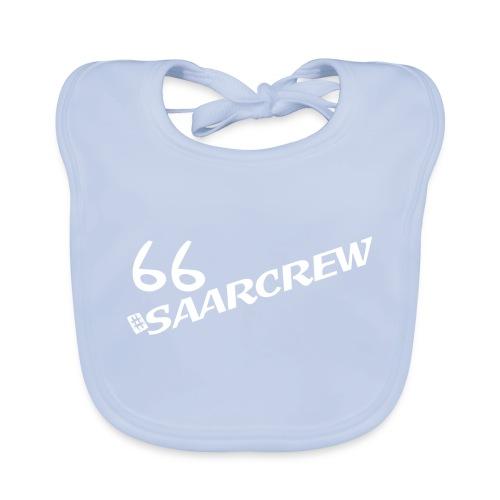 SAARCREW 66 - White BIO Colors by Stanley & Stella - Baby Bio-Lätzchen